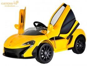 Auto a batería McLaren