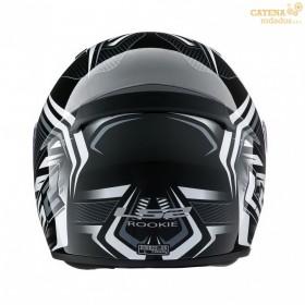 Casco 352 Ranger Negro Blanco